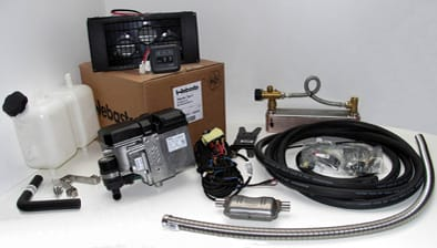 Benefits of the Webasto Thermo Top C300 Diesel Camper Heating Kit
