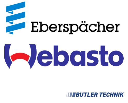 eberspacher and webasto welfare unit heater servicing