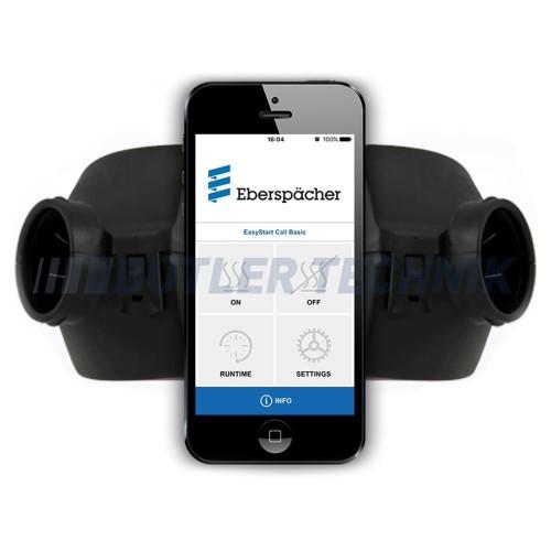 Eberspacher mobile telephone remote control EasyStart call