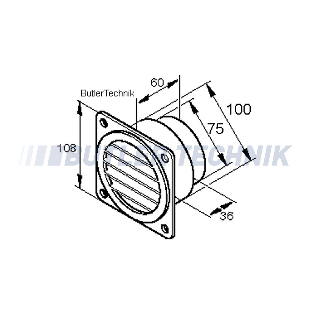 ElecGen in addition Color Codewire furthermore Technical Drawings as well IEC C14 3 Pins AC Socket 1706920392 likewise Eberspacher 75mm Ducting Air Outlet 221050892100 P1024. on electrical outlet insulation