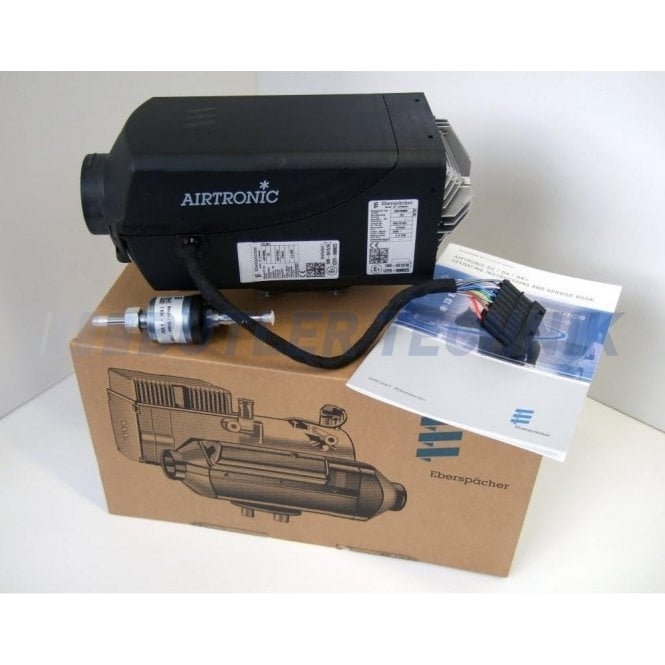 Eberspacher Airtronic D2 24v - Heater Including Fuel Pump | 252070050000