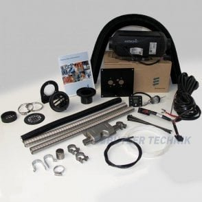 Eberspacher Airtronic D2 Motorhome heater kit 12v