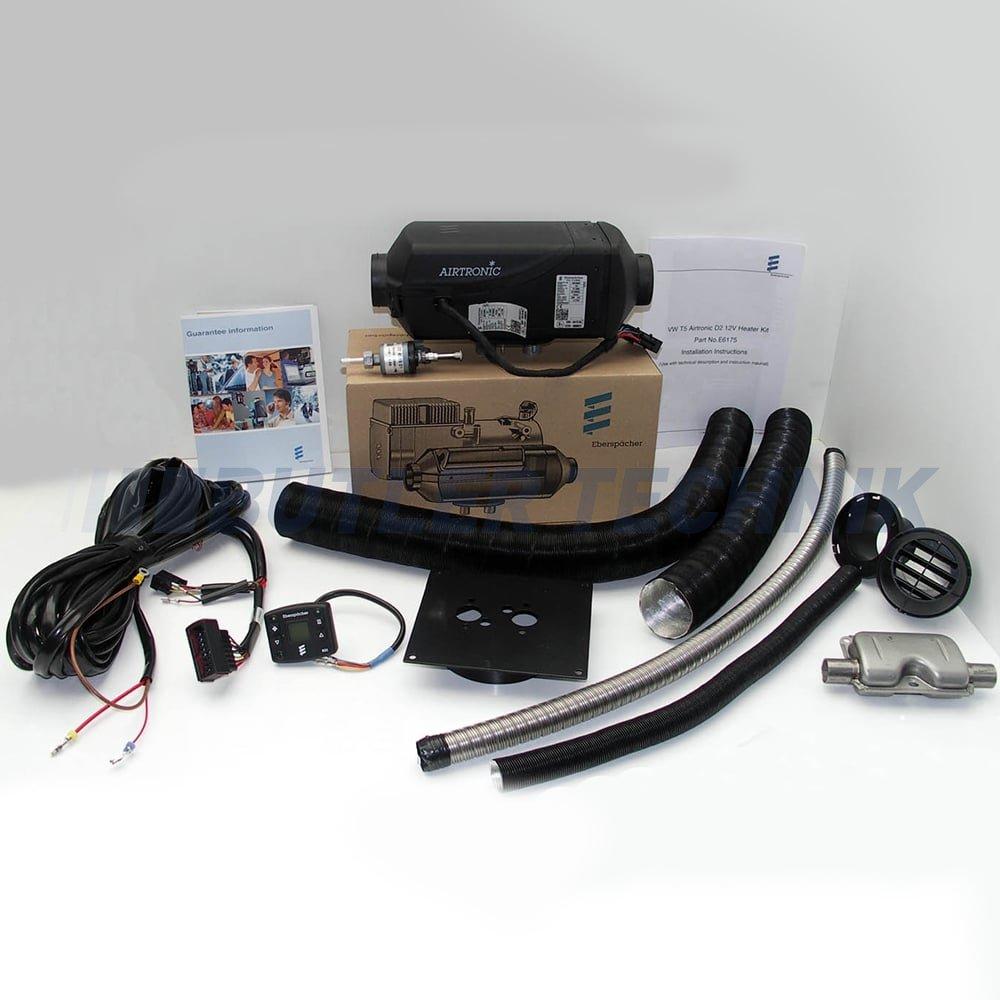 Eberspacher   Shop Eberspacher Heaters, Kits & Parts