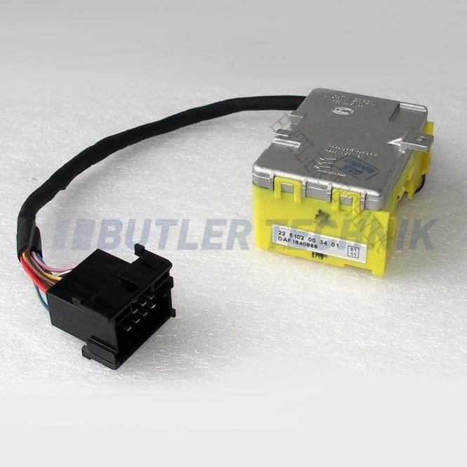 Eberspacher Airtronic D4S DAF Electronic Control Unit 24v | 225102003402