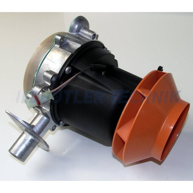 Eberspacher Airtronic D5 combustion air blower motor 24v | 252362992000