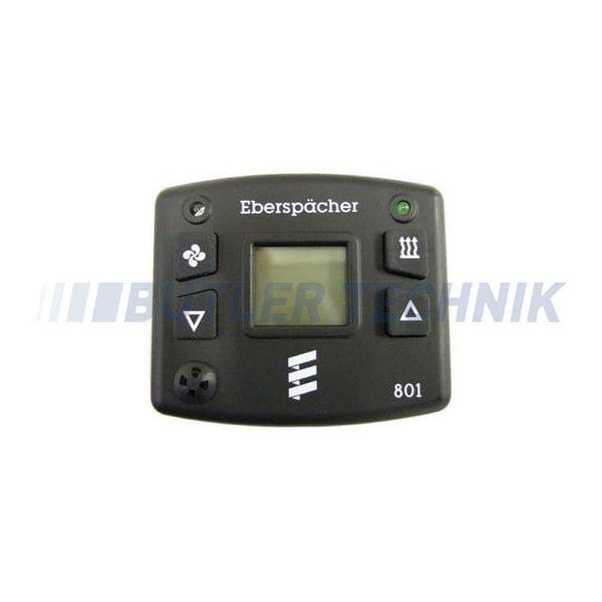 Eberspacher Airtronic temp 801 controller fault code reader