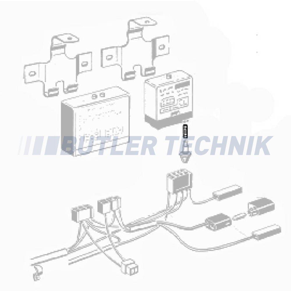 eberspacher d12l control box fuse