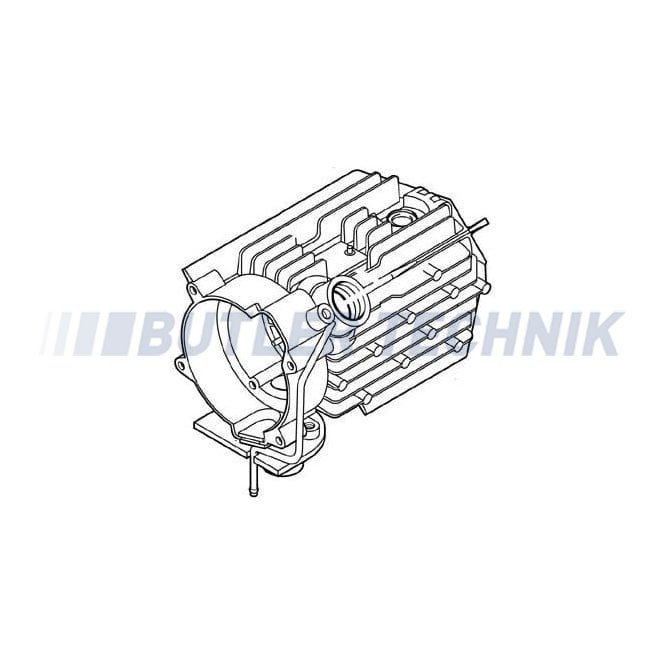 Eberspacher D1LC Heat Exchanger | 251774990600