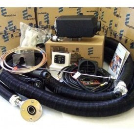 Eberspacher D2 Airtronic 12v Marine single outlet Heater kit | E6438 | 292199016438