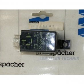 Eberspacher D4L heater relay 24v | 251229880001