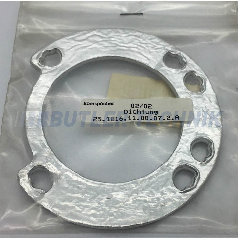 Eberspacher D9W Hydronic 10 water Heater Burner Gasket and Seal 251816991107