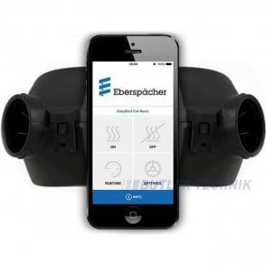 Eberspacher EasyStart Call mobile telephone remote | 221000340100