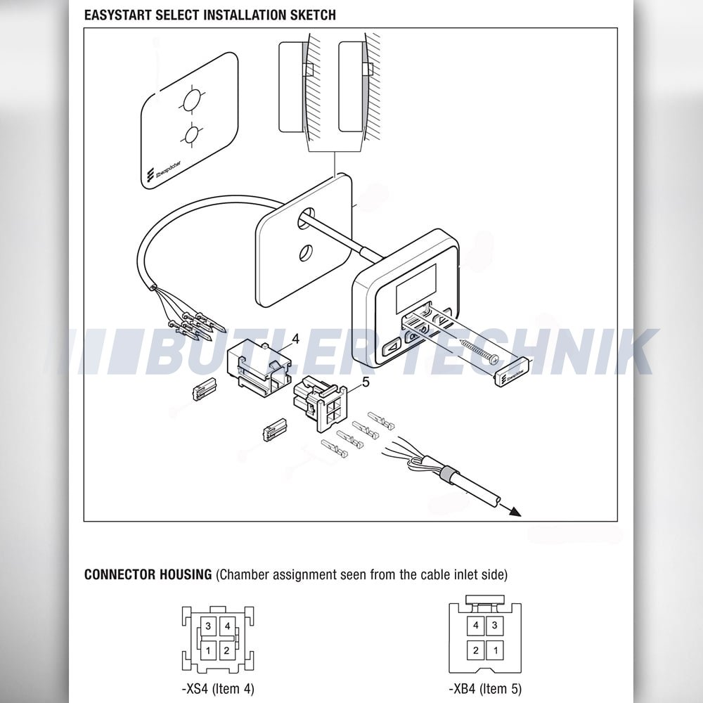 eberspacher easystart select controller airtronic or hydronic heater 221000341300 p926 2019_image eberspacher airtronic or hydronic heater easystart select eberspacher 701 wiring diagram at gsmportal.co