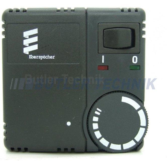 Eberspacher Heater Modulator Control With Switch And Sensor 12v