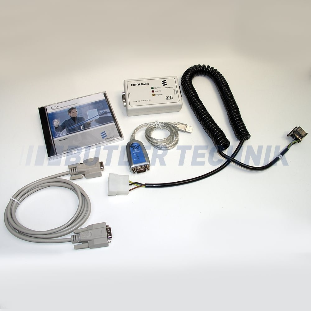 additional connectors USB diagnostic adapter for Webasto and Eberspacher