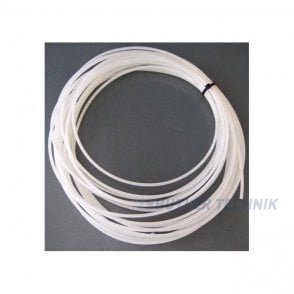 Eberspacher fuel pipe - 1.5mm White 4 metres | 09031118