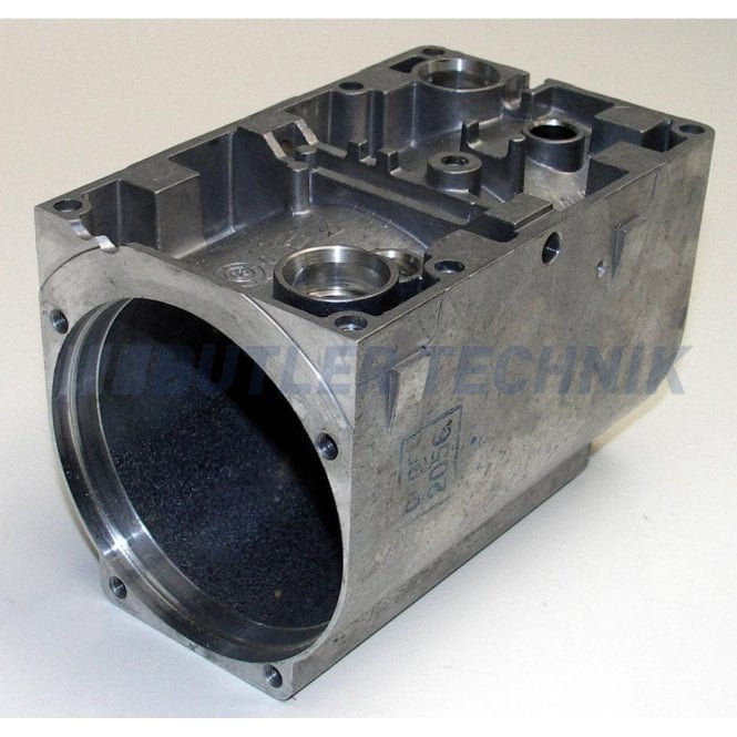 Eberspacher heat exchanger casing D4W D5WSC | 252149010101