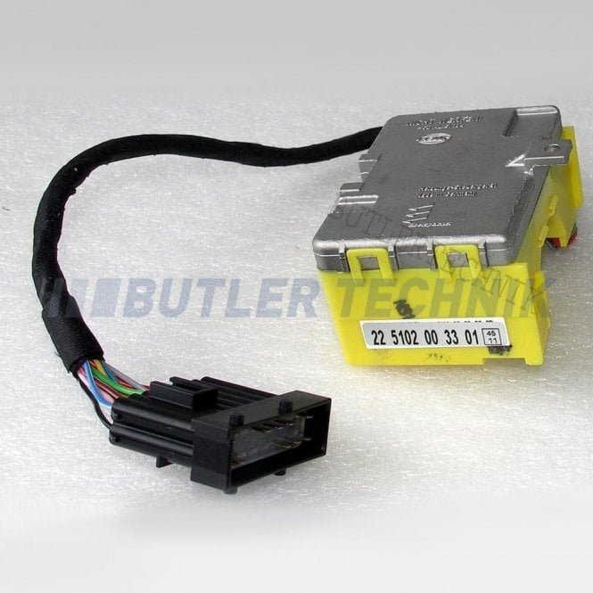 Eberspacher Heater Airtronic D2 Iveco Electronic Control Unit 24v | 225102003301