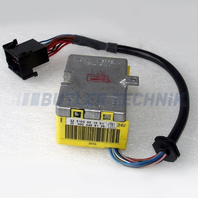 Eberspacher Heater Airtronic D2 Mercedes Electronic Control Unit 24v | 225102001201