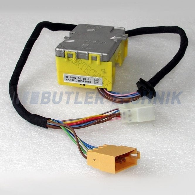 Eberspacher Heater Airtronic D4S MAN Electronic Control Unit 24v | 225102003602