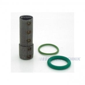 Eberspacher Heater D4W or D5W Glow Pin Screen Kit | 252121990113