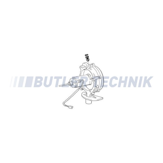Eberspacher Heater D5LC Combustion Air Adjuster | 251688200001