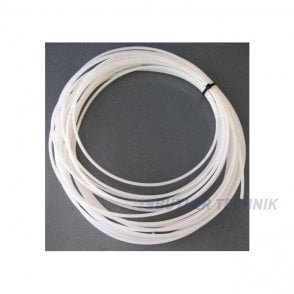 Eberspacher Heater Fuel Pipe 1mm White per metre | 09031118