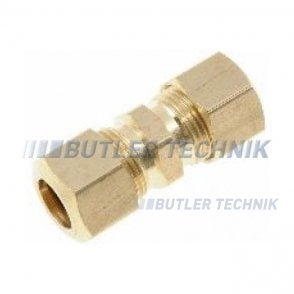 Eberspacher Heater M6 Straight Connector | 17016 | 292100017016