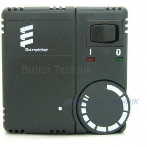 Eberspacher Heater Modulator Control with Switch and Sensor 12v | 30100154 | 292100300154