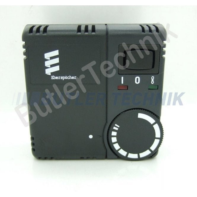 Eberspacher heater thermostat control 12v with sensor and vent | 30100165 | 292100300165