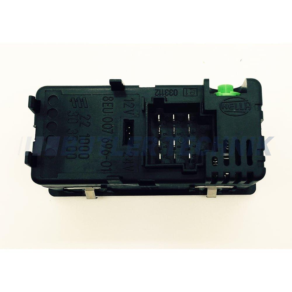 Eberspacher timer 1224v 221000303500 eberspacher heater timer 12v and 24v application 221000303500 sciox Image collections