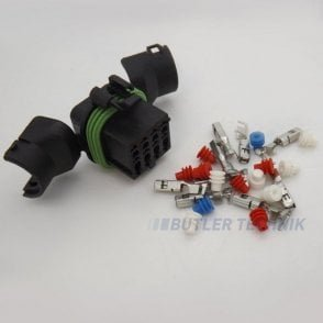 Eberspacher Hydronic 10 heater connector housing and terminals | 221000319300