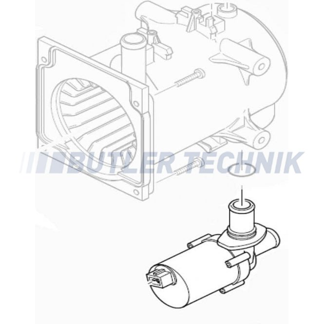 Eberspacher Hydronic M Water Pump 12v
