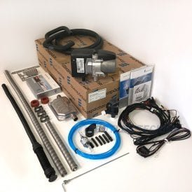 Eberspacher Hydronic S3 HS3 Universal Vehicle Water Heating Kit including Easy Start PRO 12v Timer | 292135000011