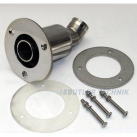 Eberspacher or Webasto 30mm exhaust marine hull fitting | 221050894300