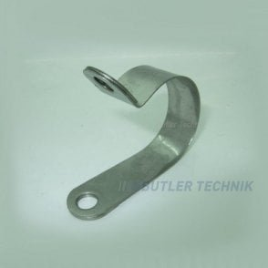 Eberspacher or Webasto Exhaust P Clip 25mm | 15210048