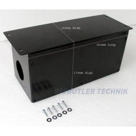 Eberspacher or Webasto External Heater Mount Box | 190152