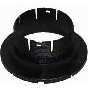 Eberspacher or Webasto heater air outlet duct Flange 75mm | 221000010036