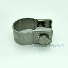 Eberspacher or Webasto Heater exhaust clamp for 24mm exhaust | 15261102 | 91383B