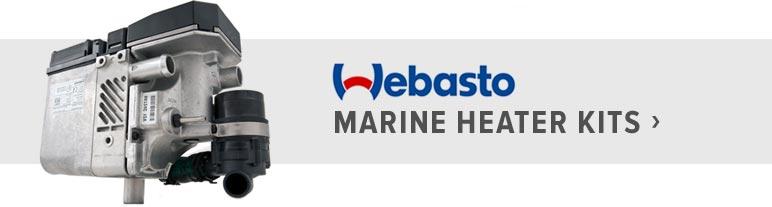 Webasto Marine Heater Kits