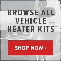 Webasto and Eberspacher vehicle heater kits