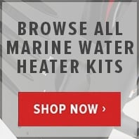 Webasto and Eberspacher marine water heater kits