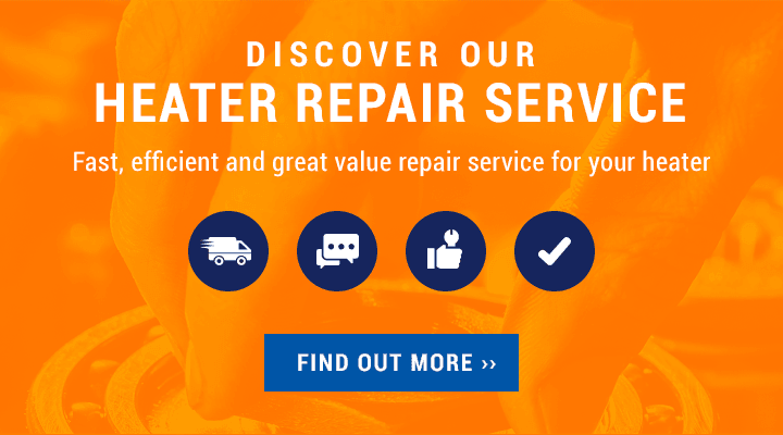 Discover our Heater Repair Service