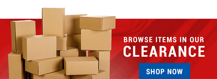 Browse Items In Our Clearance