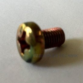 Oval head screw DIN 7985 M4 x 8mm | 147.702 | 1310704A