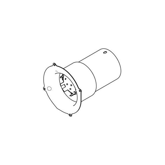Webasto Air Top Burner Tube | 97566A | 1322471A