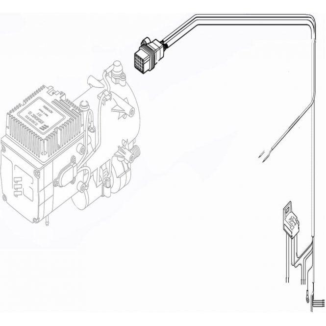 eberspacher hydronic d5 wiring diagram