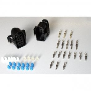 Eberspacher 8 way plug kit & terminals | 221000301021