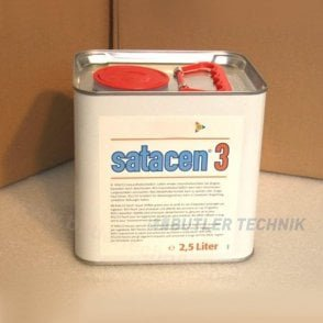 Satacen 3 fuel borne additive for Exhaust Particulate Filters