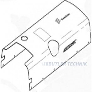 Upper Casing - Airtronic D5 | 252361010002